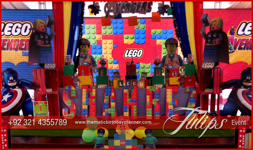lego marvel's avengers party ideas in Pakistan 10
