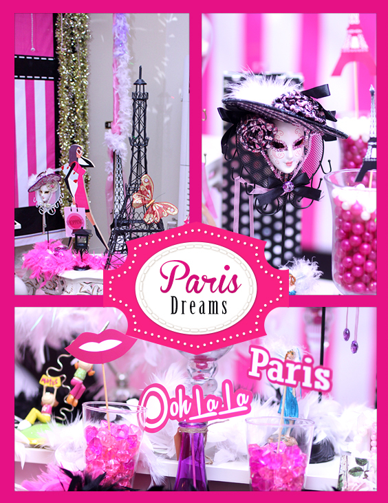 ooh la la paris theme party ideas in Pakistan