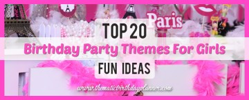 top 20 best girls birthday party theme decro ideas in Pakistan