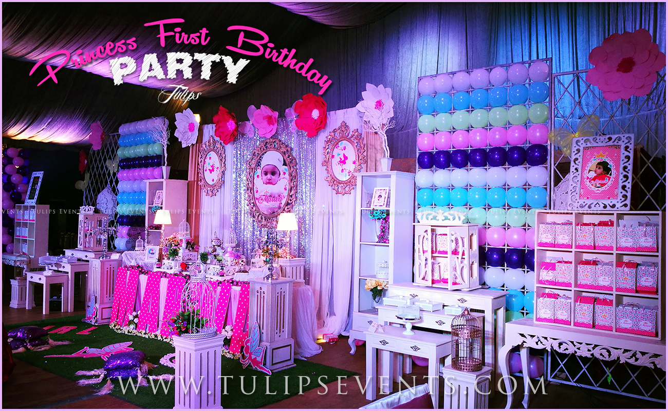Fairy Princess Party Theme