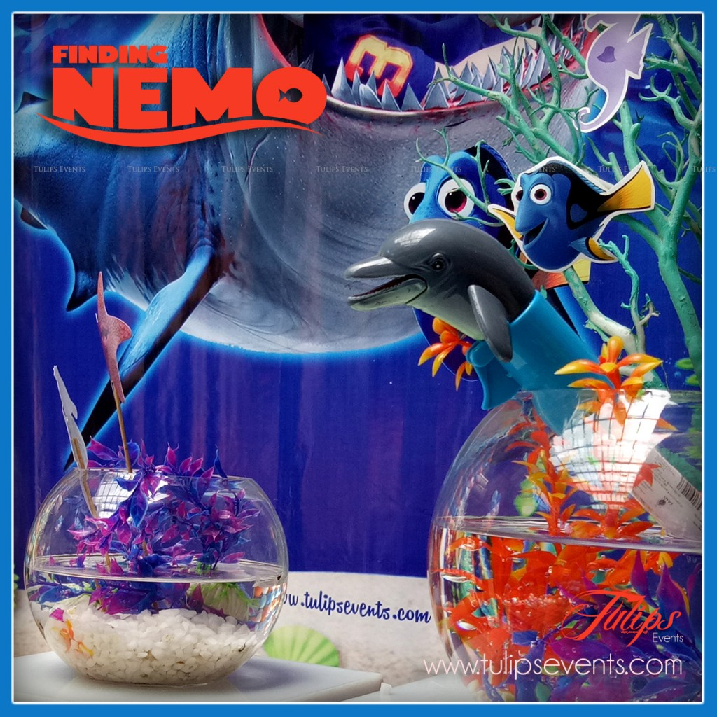 Finding Nemo Theme Party Decoration Ideas in Pakistan (1)