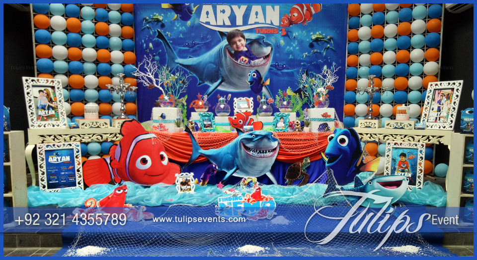... finding-nemo-theme-party-decoration-ideas-in-pakistan- ... & Finding Nemo Party Decor tips u0026 ideas in Lahore Pakistan.