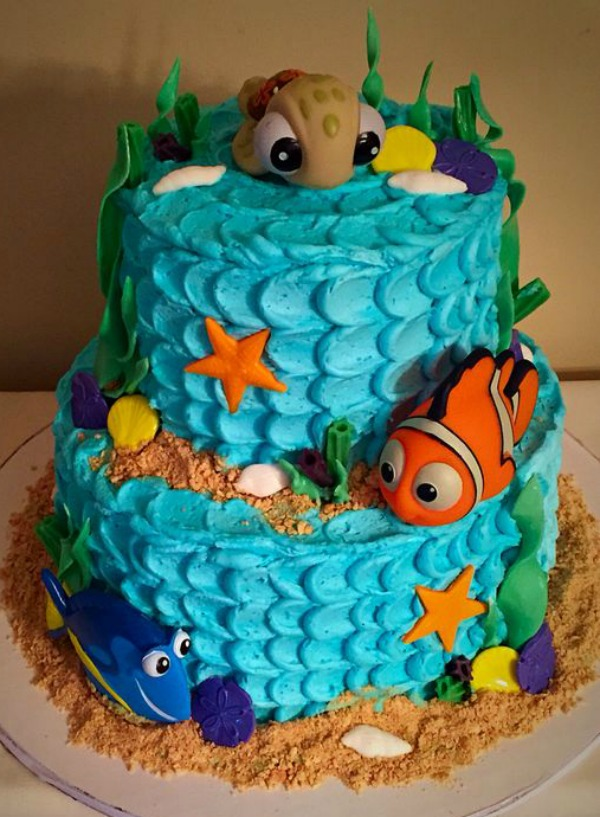 Finding Nemo Themed Party ideas in Pakistan (2)