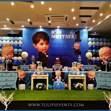 BOSS Baby Theme Party
