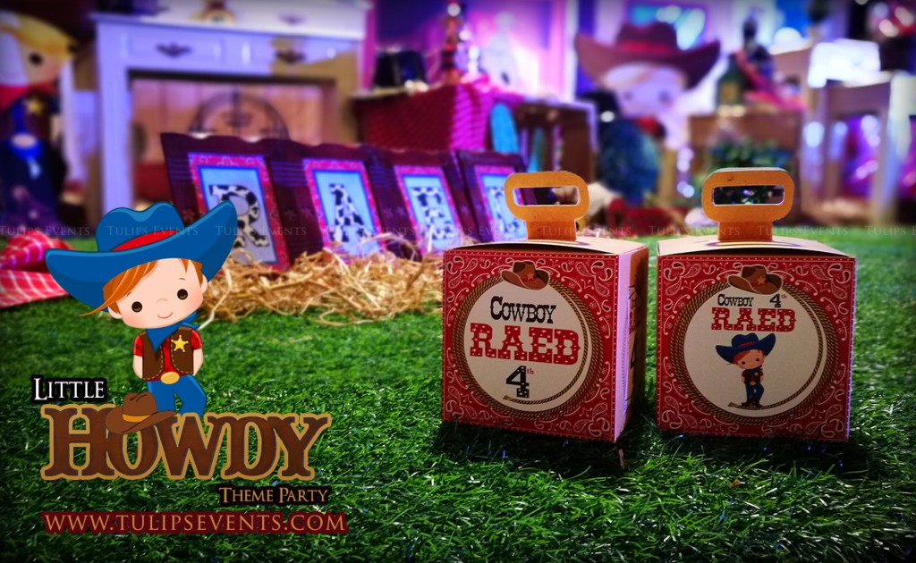 Little Cowboy Howdy Party Theme decoration ideas in Pakistan (22)
