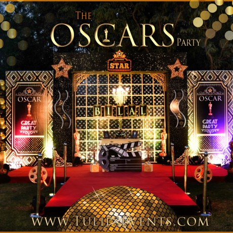 Oscar Theme Party