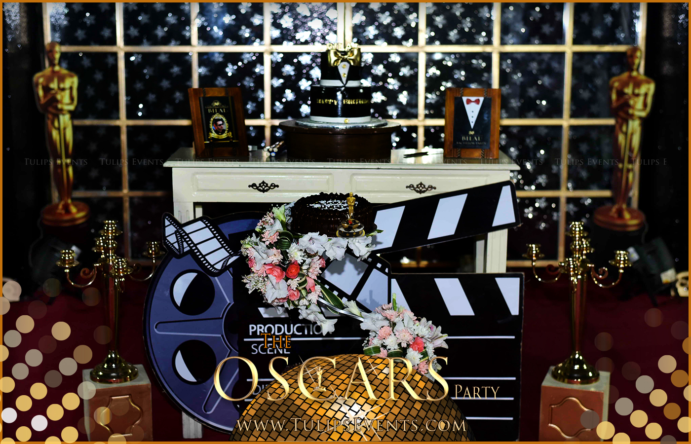 Oscar Themed Party Decoration Ideas Part - 24: Oscar-theme-party-decration-ideas-planner-in-pakistan- ...