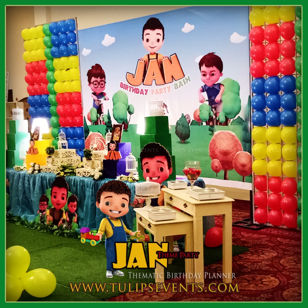 jan cartoon theme party ideas planner in Pakistan (15)