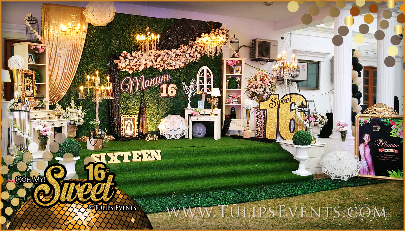 sweet-16-golden-party-decor-ideas-in-pakistan-14