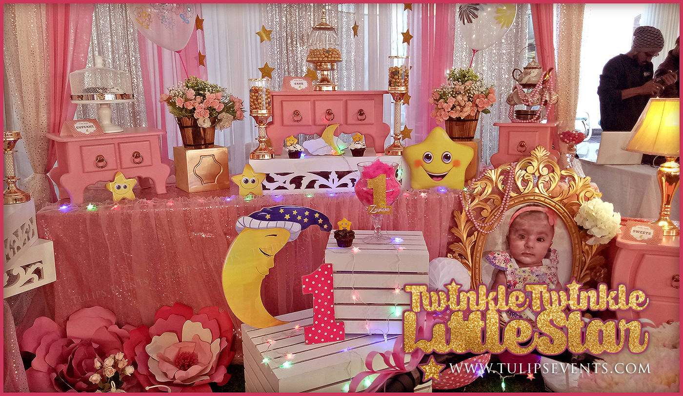 Twinkle Little Star Theme Party