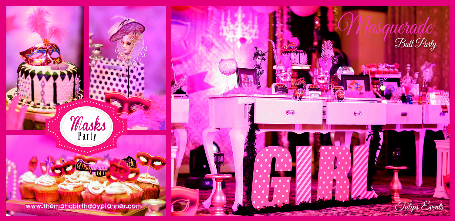 Masquerade 18th Birthday Party Ideas For Girls In Pakistan 2