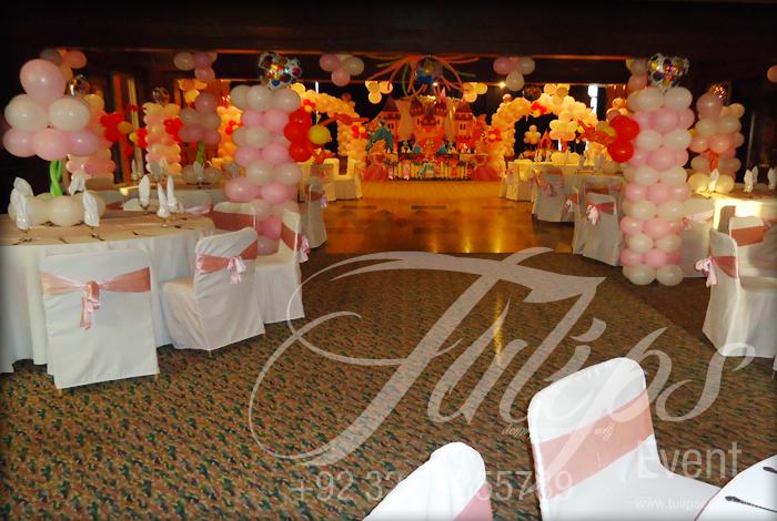 Plan Disney Princess Cinderella Theme Party Decoration Ideas Pakistan