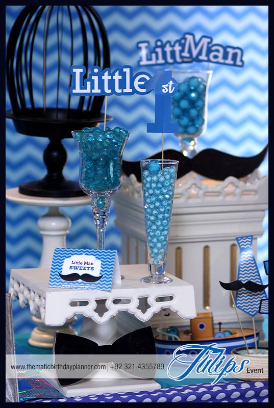 Little Man Mustache Birthday Party Theme Ideas In Pakistan