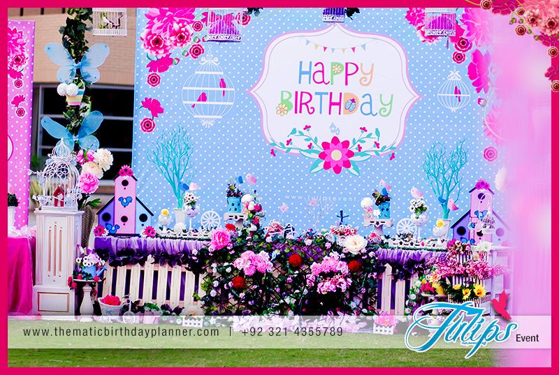 Kids Garden Party Theme Ideas In Pakistan