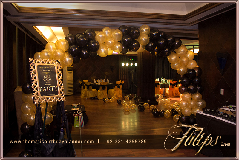 Surprise Theme Party Ideas In Lahore Pakistan