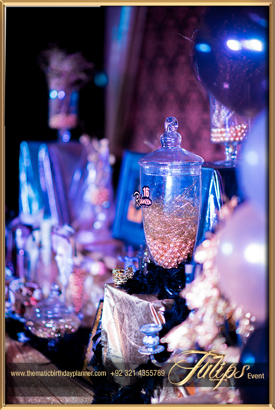 Sweet Sixteen Party Ideas Best Birthday Party Planner In Lahore
