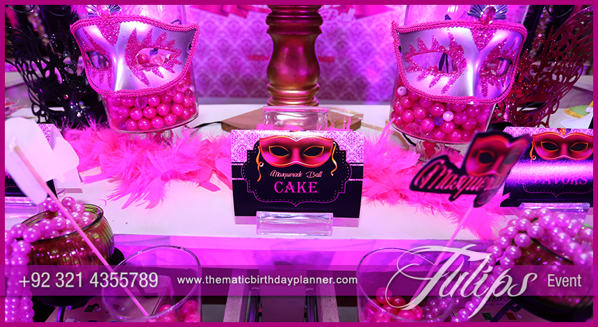 Masquerade Ball Party Theme Best Birthday Party Planner In Lahore