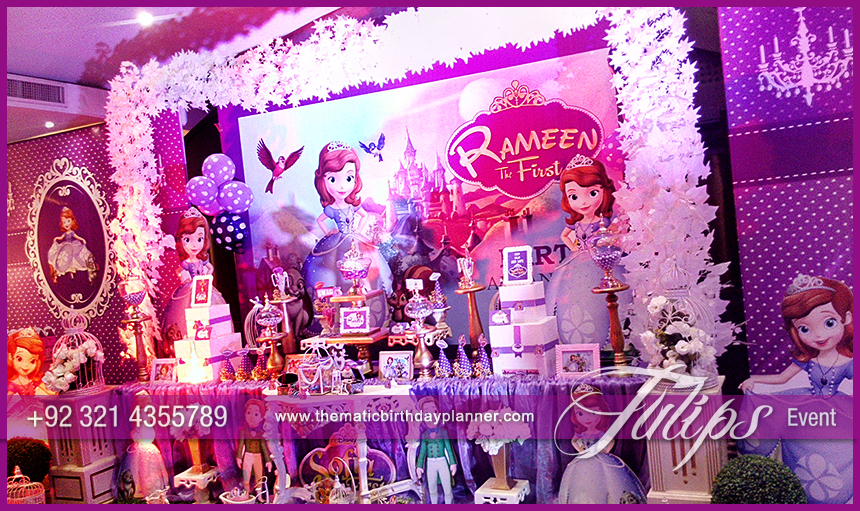 Cool Sofia The First Birthday Party Theme Ideas In Lahore Download Free Architecture Designs Meptaeticmadebymaigaardcom
