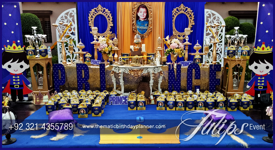 Little Prince Birthday Party Theme Supplies In Pakistan