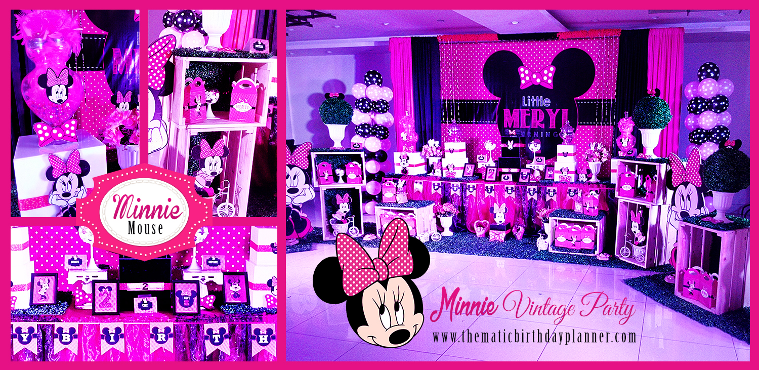 Minnie Mouse Birthday Party Ideas For 1 Year Old Stan 2