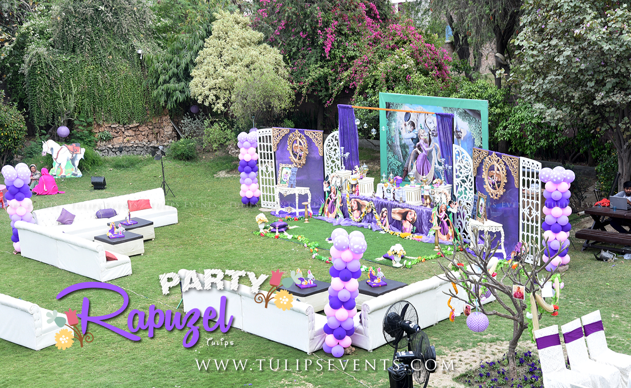Outdoor Birthday Party Decor Best Birthday Party Planner In Lahore Pakistan Thematic Birthday Planner