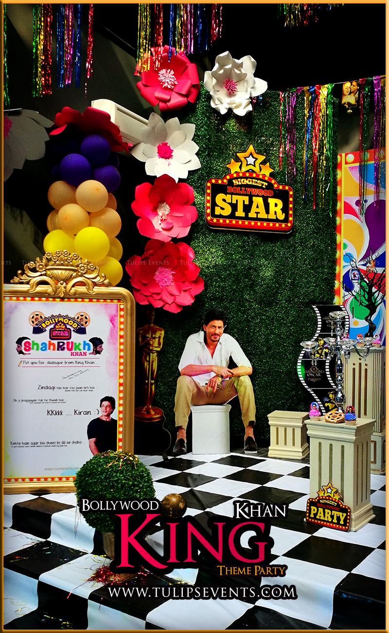Bollywood Star Theme Party Best Birthday Party Planner In