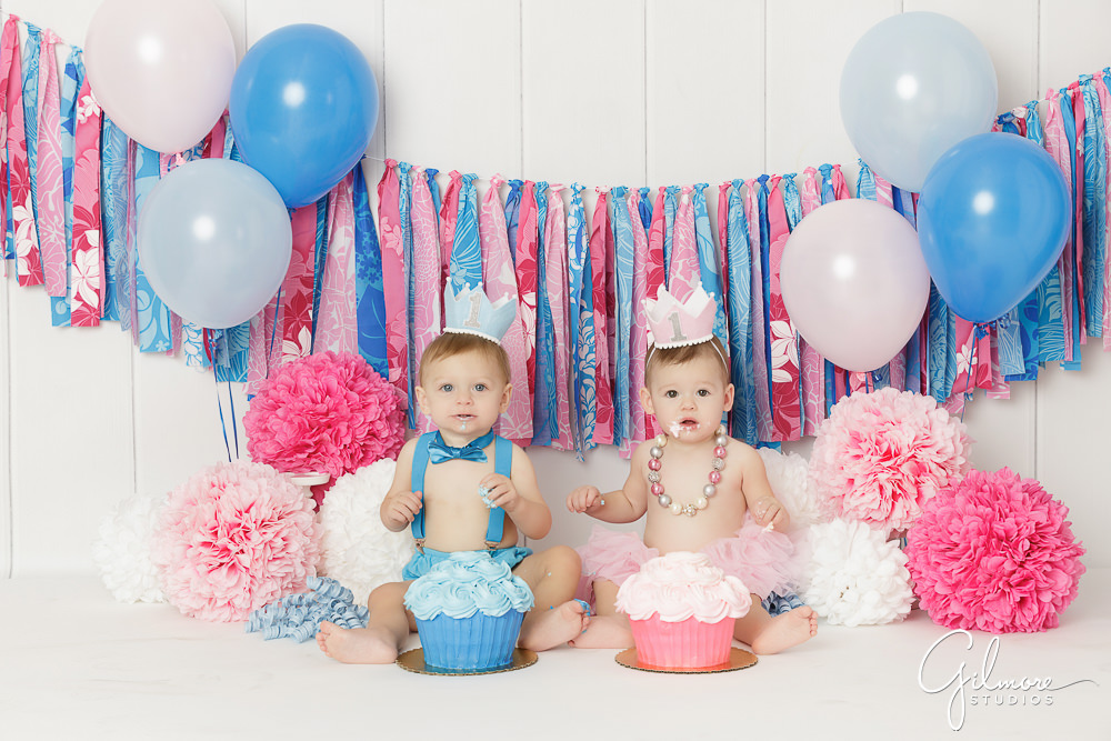Creative Party Ideas For Twins Babies Themed Birthday