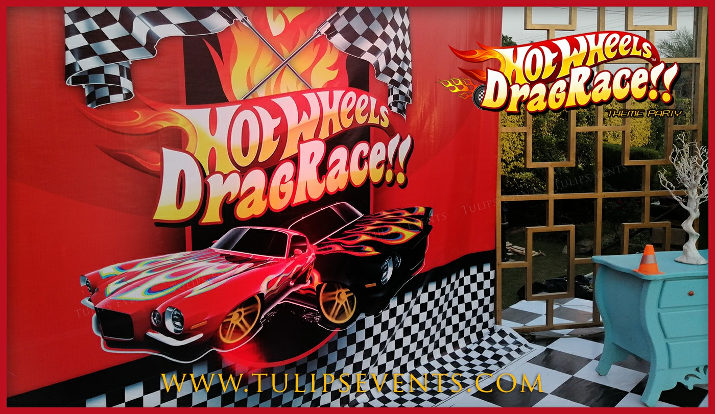 How To Throw A Hot Wheels Party Decor In Pakistan Best Birthday Planner